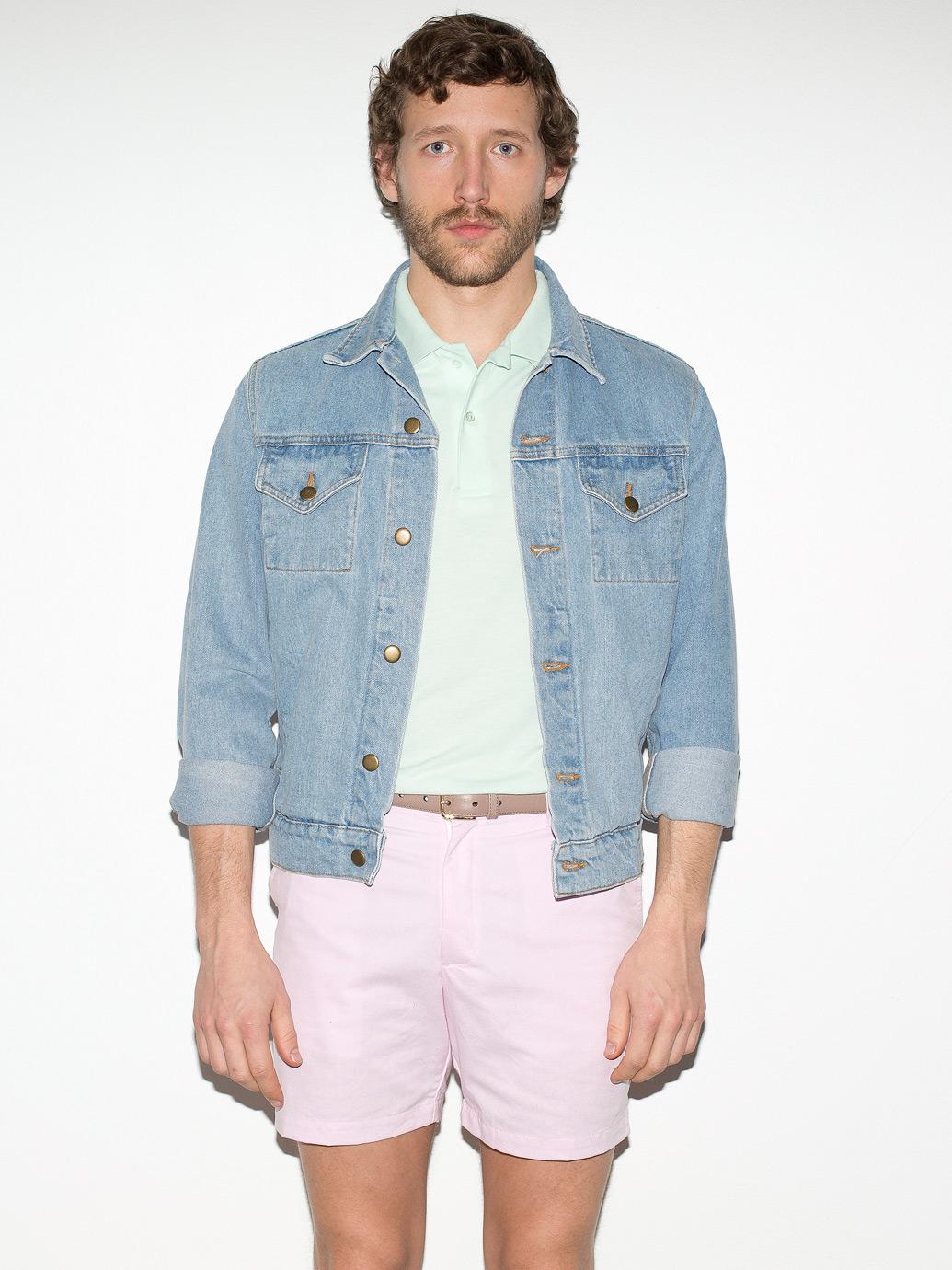 American-apparel-veste-en-jean-lecatalog.com