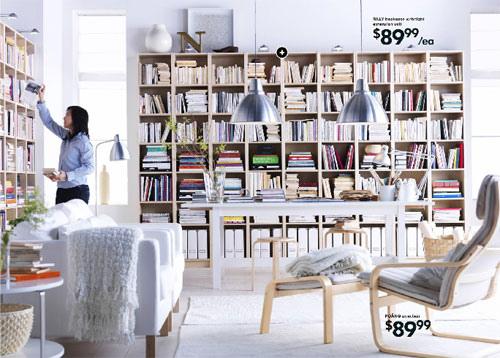 Ikea-Billy-lecatalog.com