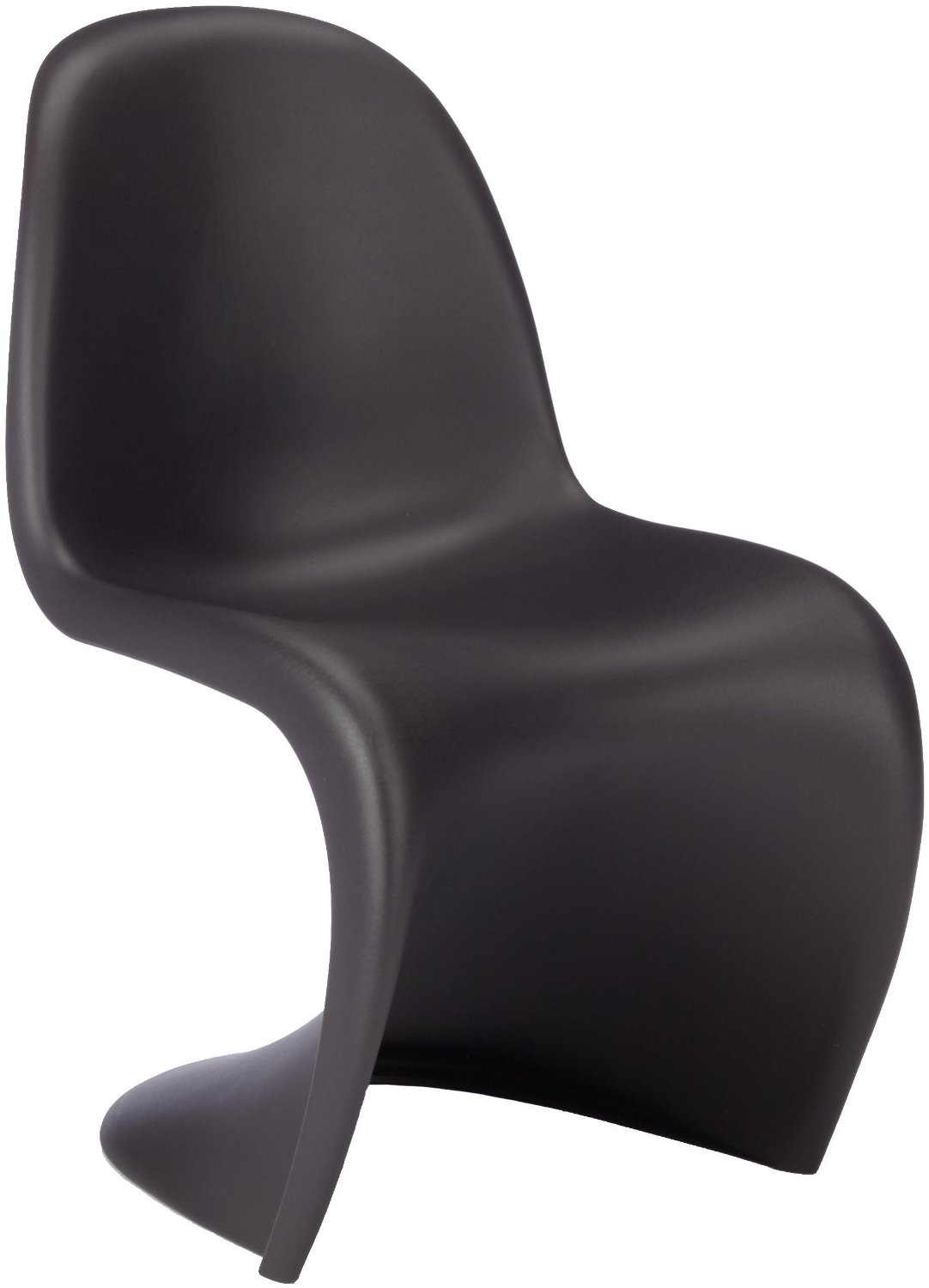 la chaise panton de chez vitra. Black Bedroom Furniture Sets. Home Design Ideas