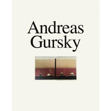 livre Andreas Gursky