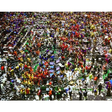 Andreas Gursky, oeuvre