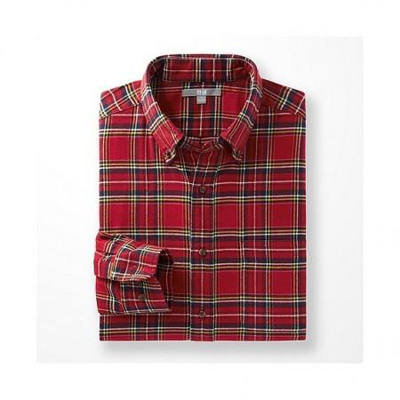 meilleure sélection 1340c 8d676 La chemise en Flanelle par Uniqlo - LeCatalog.com