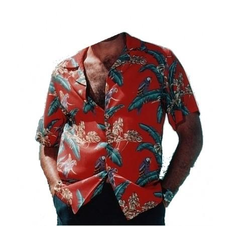 meilleur en ligne mode vente en ligne L'Authentique Chemise de Thomas Magnum - LeCatalog.com