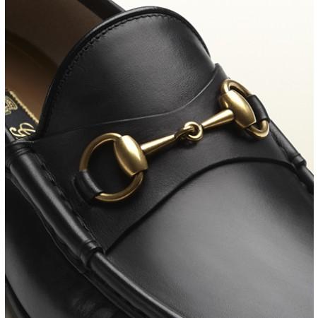 revendeur 9f938 ac6eb Les mocassins Gucci. - LeCatalog.com