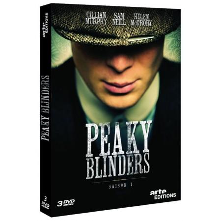 Coffret Peaky Blinders saison 1