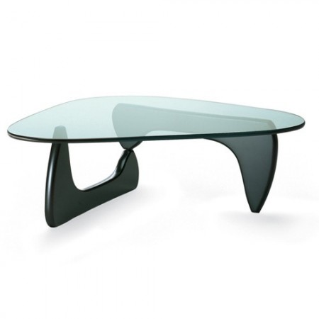 la coffee table de noguchi. Black Bedroom Furniture Sets. Home Design Ideas