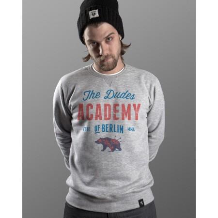 le sweatshirt the dudes academy of berlin. Black Bedroom Furniture Sets. Home Design Ideas