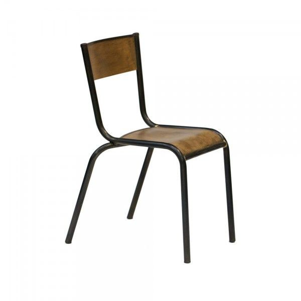 chaise d cole maternelle. Black Bedroom Furniture Sets. Home Design Ideas