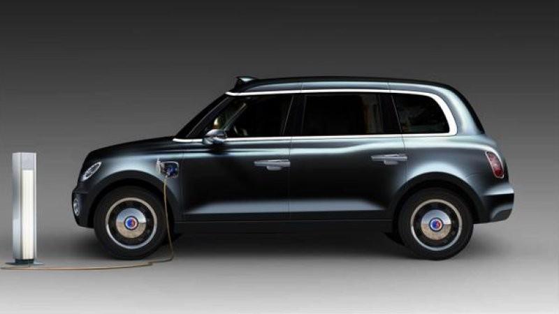 Super Le nouveau taxi londonien TX5 - LeCatalog.com VL55