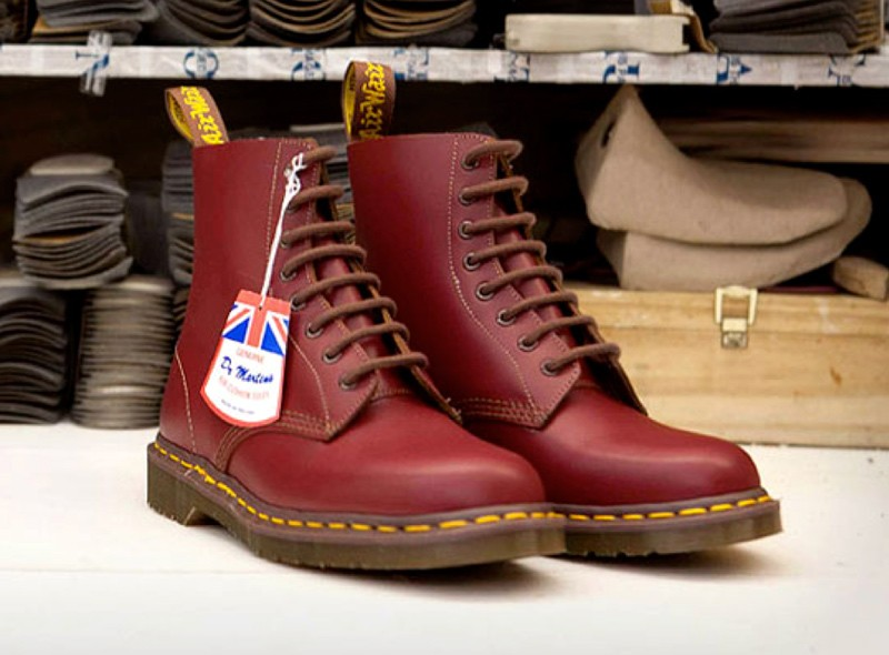 chaussures doc martens montreal