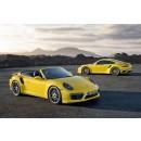 Nouvelles 911 Turbo Et Turbo S, Les Avions De Chasse De Chez Porsche