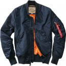 Le Bomber MA-1 Vintage Fit de chez Alpha Industries