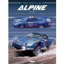Alpine – Le Sang Bleu, L'hommage de chez Glenat