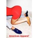 American Apparel : des basiques bio, made in America.