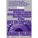 Effervescence créative et artistique au Grand Paais avec Art en Capital.