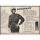 Belstaff, l'autre fabricant de vestes de moto en coton huilé.