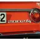 """BMW, la """"Class"""" 2002."""