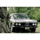 La BMW 3.0 CS Coupe de 1972 de Tom McComas