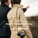An Happy Velentine's Day avec Barbour