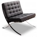 La chaise Barcelone de Ludwig Mies van der Rohe sous toutes ses coutures.