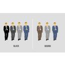 Comment bien associer vos chaussures à votre costume ?