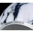 Enceintes Elipson Planet Carrara, Entre Accoustique et Haute-couture.