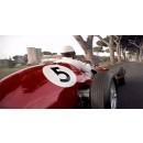 1 minute et 47 secondes avec la Scuderia Ferrari