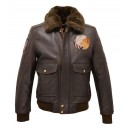 La Flight Jacket façon Schott NYC