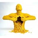 Une autre façon d'appréhender les briques Lego.