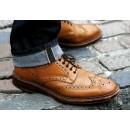 Loake, l'autre grande marque de la chaussure made in England.