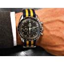 Le bracelet montre Nato.