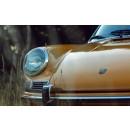 La Porsche 912 Jaune Bahama d'Antoine Gaslais