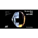 Ramdom Access Memories premières impressions sur le nouvel album des Daft Punk.
