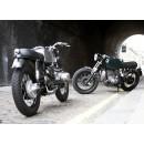 Un voyage fascinant à travers un Londres désolé pour United Motorcycles