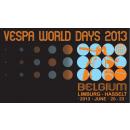 Vespa World Days 2013, c'est parti.