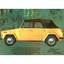 La 181, la chose de Volkswagen.