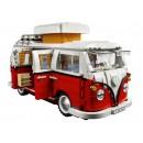 Le Combi Volkswagen Par Lego