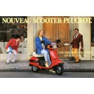 Le Peugeot SC, le Scooter à la Française par Peugeot