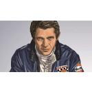 Steve McQueen In Le Mans, La BD