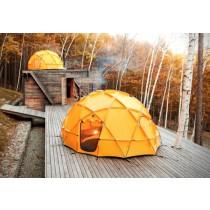 2-Meter Dome Tent de TNF est elle la Logan de la résidence secondaire ?