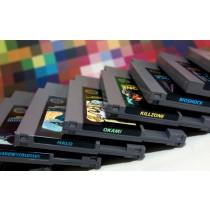 72pins, un retour vers le futur avec la Nintendo NES.