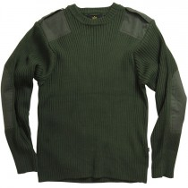 Le Pull Commando ou Woolly Poolly de chez Alpha Industries.