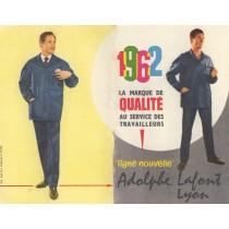 Le roi du bleu, Adolphe Lafont.