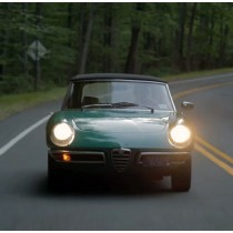 L' Alfa Romeo Spider Duetto de 1969 de Keith Helmetag