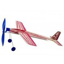 L'Avion Stratosphère en Balsa de chez Revell.