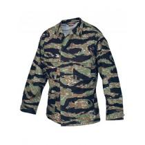 La veste militaire camo de chez True Spec.