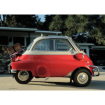 Le jouet de jack : BMW Isetta.