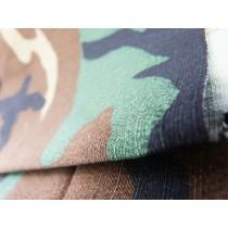 Camouflage : Bien choisir les motifs pour ne pas prendre un camouflé