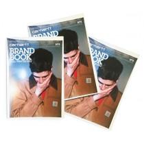 Carhartt :Une marque intemporelle et durable, comme le papier de son Brandbook.
