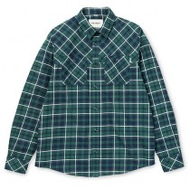 La Chemise Torres, la chemise écossaise par Carhartt.